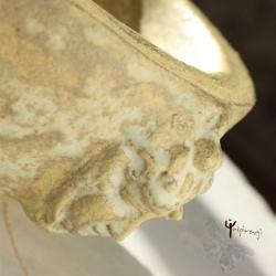 misa,strażniczki,ceramika,unikat,rękodzieło - Ceramika i szkło - Wyposażenie wnętrz