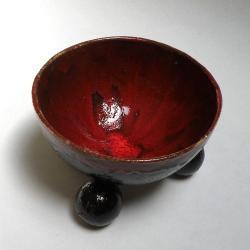 miska,misa ceramiczna,ceramika artystyczna - Ceramika i szkło - Wyposażenie wnętrz