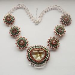 na szyję,na prezent,na ślub,wielkie wyjście - Naszyjniki - Biżuteria