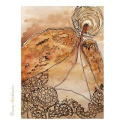 anioł,anioły,skrzydła,ilustracja,grafika,prezent - Ilustracje, rysunki, fotografia - Wyposażenie wnętrz