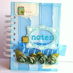 notes,notatnik, - Notesy - Akcesoria