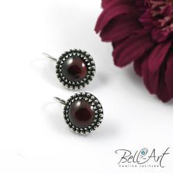 retro,elegancki,kobiecy,romantyczny - Kolczyki - Biżuteria
