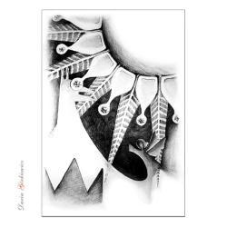 święta,anioł,skrzydła,pióra,grafika,prezent,wnętrz - Ilustracje, rysunki, fotografia - Wyposażenie wnętrz