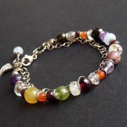 bransoleta kolorowa - Bransoletki - Biżuteria