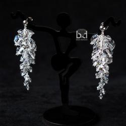 urokliwe kolczyki nie tylko na ślub - Kolczyki - Biżuteria