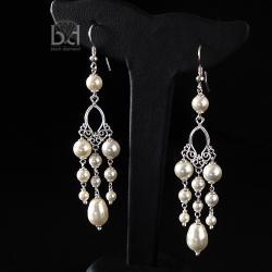 kolczyki na ślub i nie tylko - Kolczyki - Biżuteria